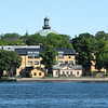 Island of Skeppsholmen - Heading Into Town From Port - Stockhold, Sweden