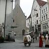 Scenes in Old Town, Tallinn, Estonia
