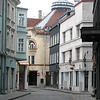 Scenes in Old Town, Tallinn, Estonia