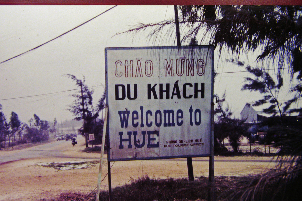 Welcome to Hue City, Vietnam 1968