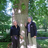 Charlie and Randal - Botanical Garden, Visby Sweden
