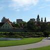 Almedalen Park - Visby, Sweden