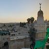 Minaret in the Jewish Quarter
