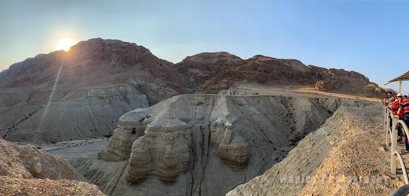 Wadi Qumran