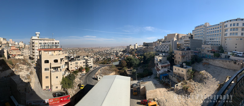 View East from Bethlehem