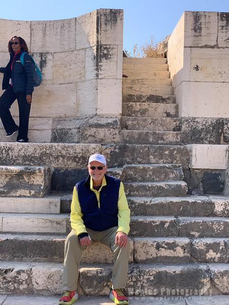 Len at Beit She'an