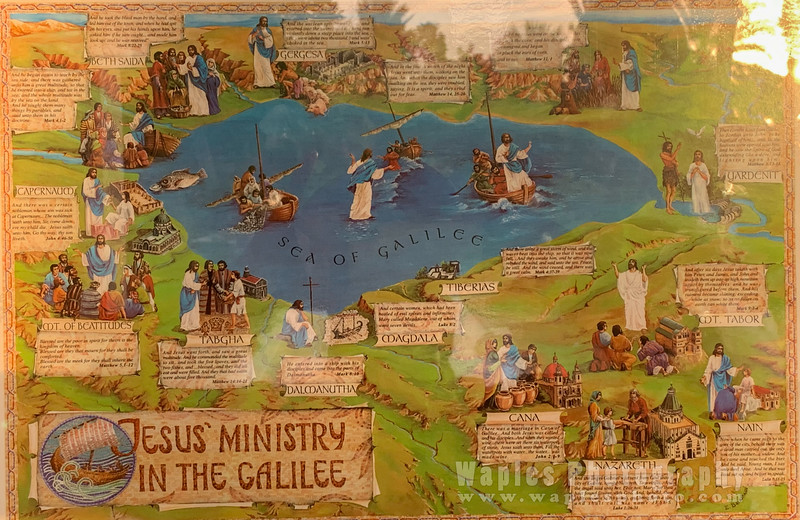 Jesus' Ministry in the Galilee