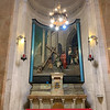 Inside Chapel of the Condemnation