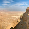 Dead Sea Rift Valley from Masada