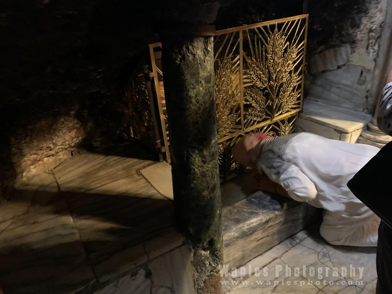 Altar Where the Manger Sat