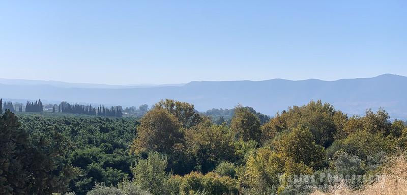 Hula Valley and Range