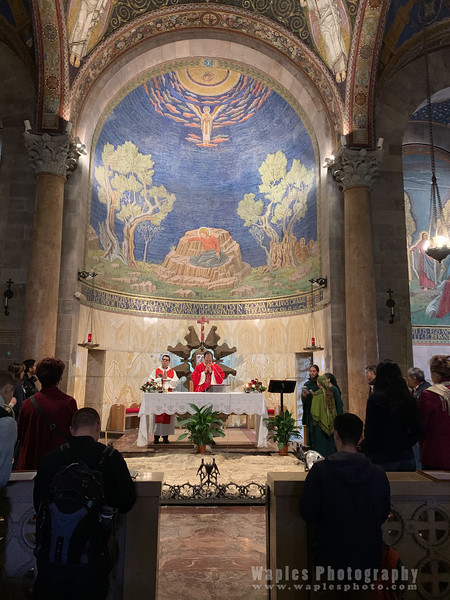 Service in the Church of all Nations