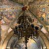 Ornate Sanctuary Lamp