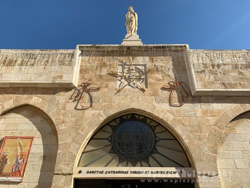 Church of Saint Catherine, Bethlehem