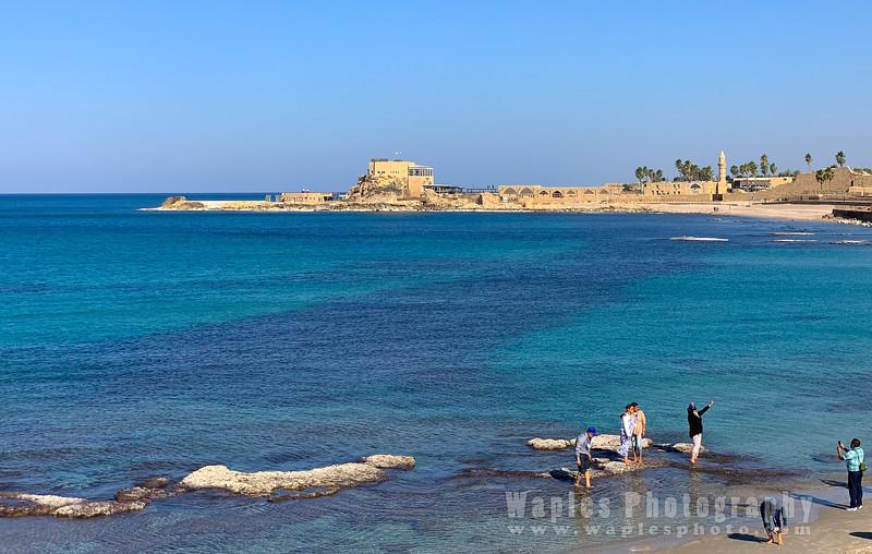 Caesarea Maritima Coastline