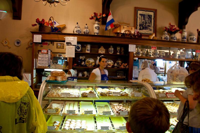 Inside Jaarsma Bakery