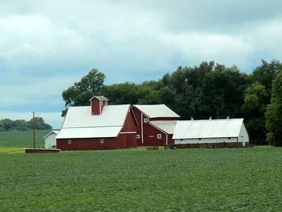Iowa Barns 2015