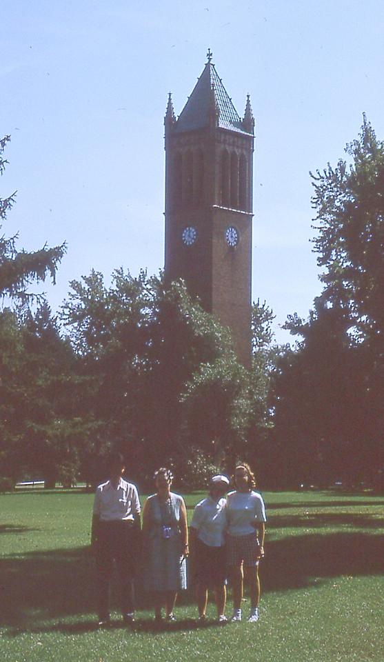 ISU Campanile