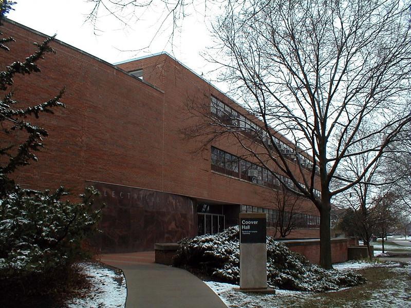 EE Building