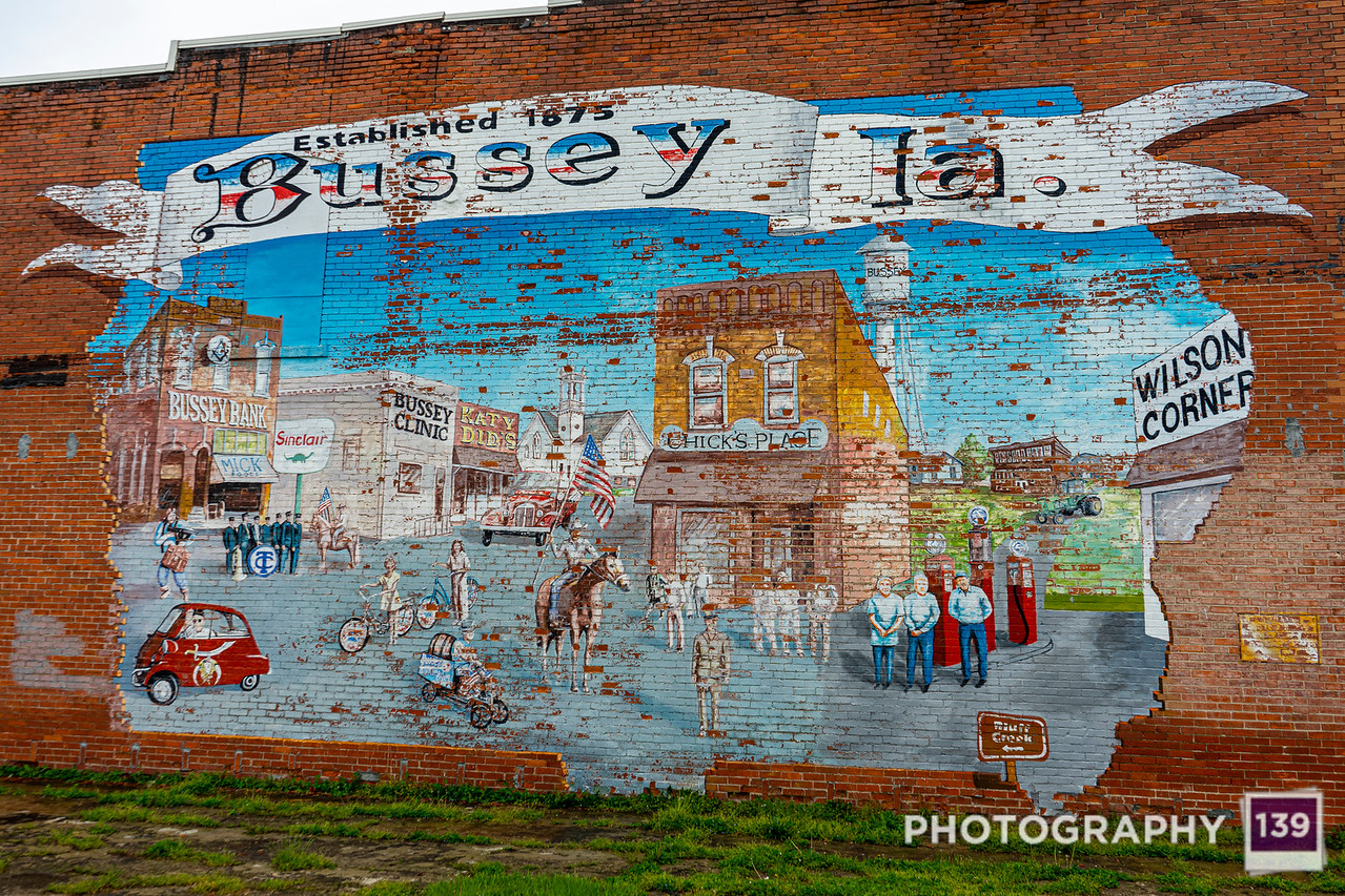 Marion County - Bussey