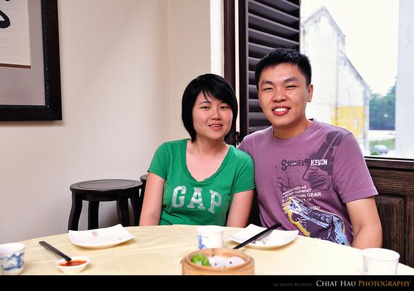 Hui Chien and Hong Wei