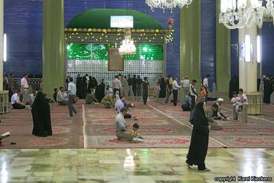 Ir 01_42_Tehran_Holy Shrine of Imam Khomeini
