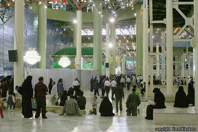 Ir 01_40_Tehran_Holy Shrine of Imam Khomeini