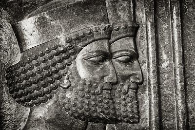 Persepolis friezes, National Museum, Tehran