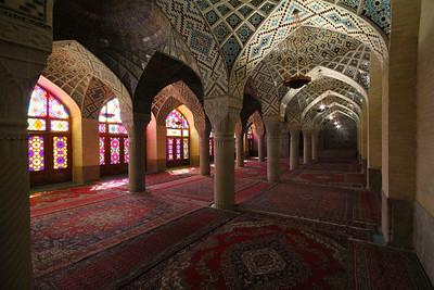 Masjid-i Nau mosque private mosque, Shiraz