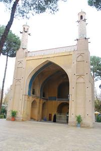 Manar Jomban (the shaking minarets), Isfahan