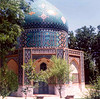 "tomb of Attar in Neyshabur<br /> <a href=""http://en.wikipedia.org/wiki/Attar"">http://en.wikipedia.org/wiki/Attar</a>"