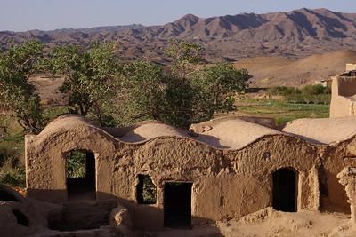 Kharanaq village