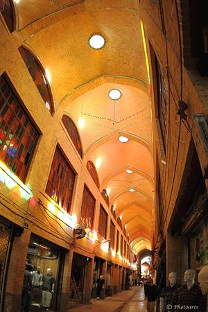 """""""Tehran's Bazaar"""""""