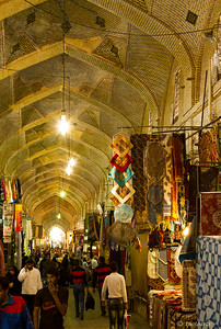 """Shiraz's Vakil Bazaar"""