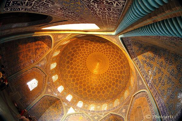 """Sheikh Lotfollah Mosque"""