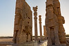 Eastern entrance to the Gate of All Nations, Persepolis
