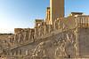 Bas-relief on the Palace of Darius, Persepolis