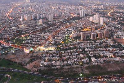 """""""Northwest Tehran"""""""