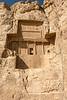 Naqsh-e Rustam Tomb I, presumed of Darius II
