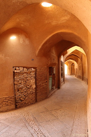 """Old Town Yazd"""