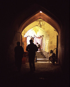 Esfahan-Bazaar