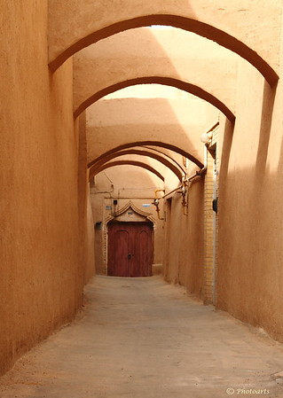 """""""Old Town Alley"""""""