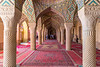 Masjid-e Nasir-al-Molk ('Pink Mosque'), Shiraz