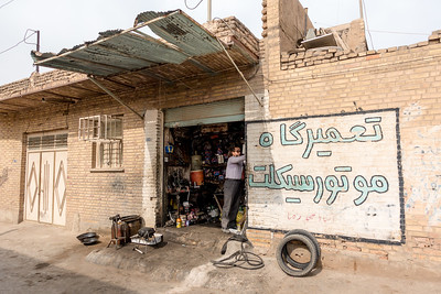 Shushtar: Bike Repair