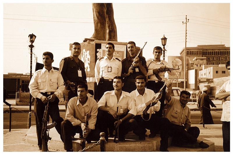 Iraq's finest.