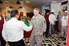 18 AUG 2011 - LTG Ferriter (USF-I Deputy Commanding General, Advising and Training) hosts an IFTAR at the Babylon Conference Center, FOB Union III, Baghdad, Iraq.  U.S. Army photo by John D. Helms - john.helms@iraq.centcom.mil.