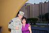 29 AUG 2011 - LTG Ferriter (USF-I Deputy Commanding General, Advising and Training) hosts an IFTAR at the Babylon Conference Center, FOB Union III, Baghdad, Iraq.  U.S. Army photo by John D. Helms - john.helms@iraq.centcom.mil.