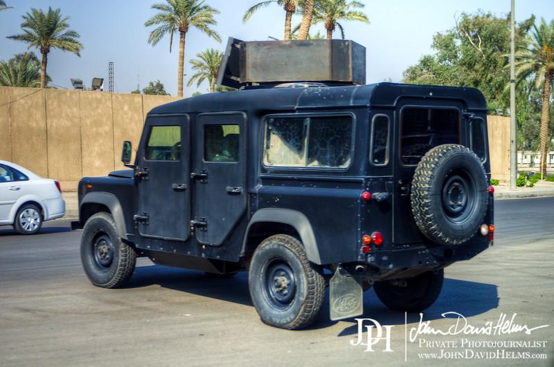 12 OCT 2011 - Scenes in the International Zone, Baghdad, Iraq. U.S. Army photo by John D. Helms - john.helms@iraq.centcom.mil.