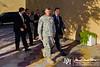 4 OCT 2011 - LTG Caslen hosts AMB Beecroft at BLDG 1, FOB Union III, Baghdad, Iraq. U.S. Army photo by John D. Helms - john.helms@iraq.centcom.mil.