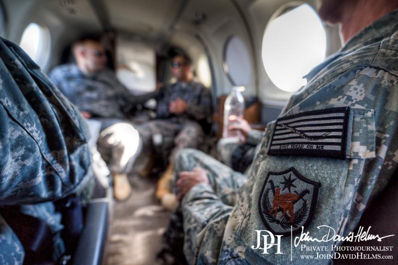 8 OCT 2011 - LTG Caslen and other OSC-I leaders visit Umm Qasr naval base in southern Iraq. U.S. Army photo by John D. Helms - john.helms@iraq.centcom.mil.